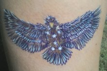 lemosható tetoválás